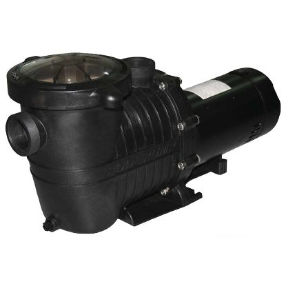 PO12744: 1 1/2 HP 115V 230V POOLINE PUMP PO12744
