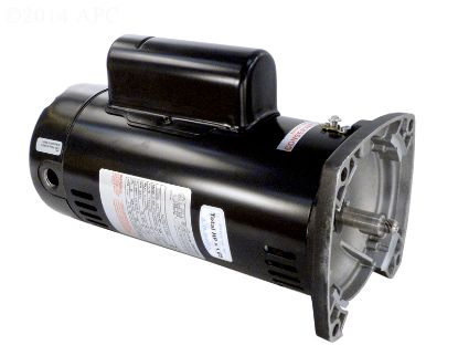 UQC1152: 1-1/2 HP MOTOR UP-RATED 48Y UQC1152