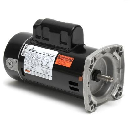 ESQ1152: 1 1/2HP SQUARE FLANGE MOTOR ESQ1152