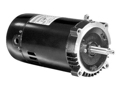 EUST1152: 1 1/2HP THREADED SHAFT MOTOR EUST1152