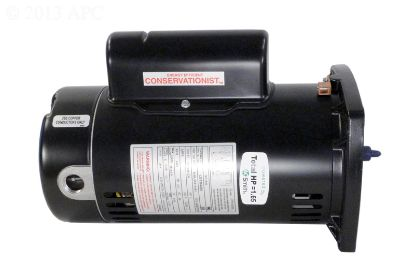 QC1102: 1 HP MOTOR 48Y SQ FACE QC1102