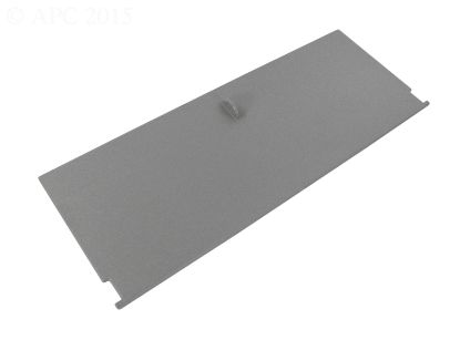 WW5506607: 100SQ.FT F/A WEIR DOOR ASSY - GRAY WW5506607