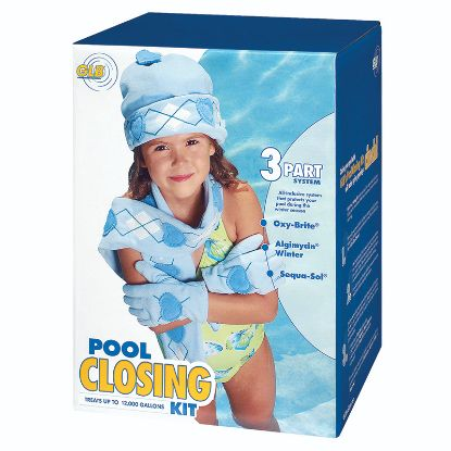GL71502A: 12K GAL WINTER POOL CLOSING KIT GL71502A