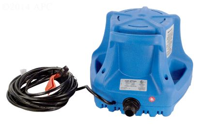 APCP1700: 1700 GPH 115V SAFETY POOL COVER PUMP APCP1700