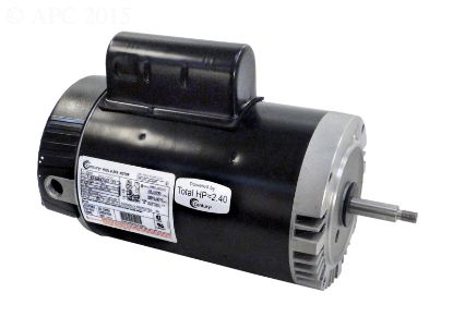 B2979: 2 HP 2 SPEED 230V MOTOR B2979