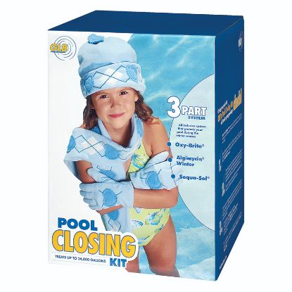 GL71500A: 24K GAL WINTER POOL CLOSING KIT GL71500A