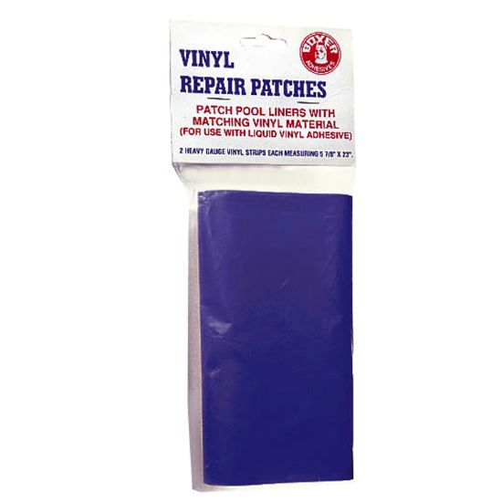 24CS: 24X1 BLUE VINYL PATCH KIT 24CS