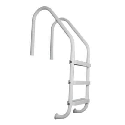 SAP324L3G: 3 STEP IG POLYMER LADDER GREY SAP324L3G