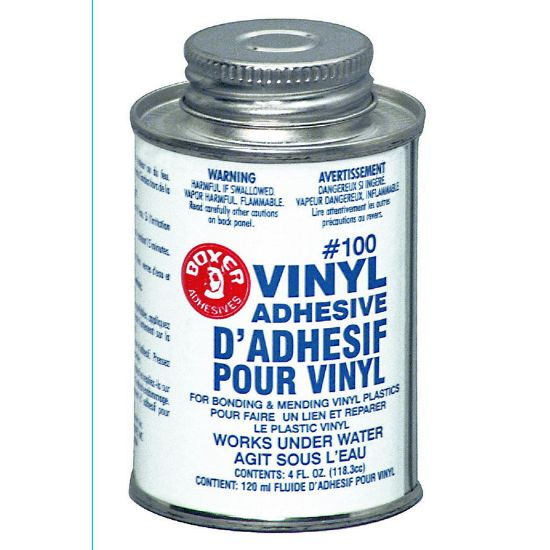 104: 4 OZ VINYL PATCH ADHESIVE 104