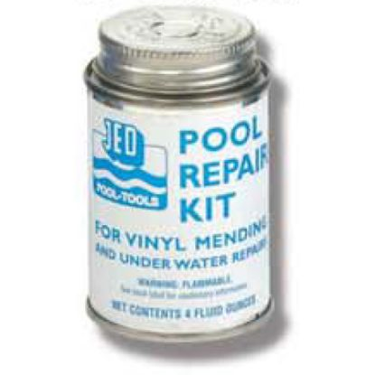 JED24501: 4OZ.CAN VINYL REPAIR ADHESIVE JED24501