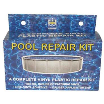 JED245: 4OZ. VINYL REPAIR KIT JED245