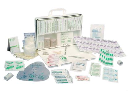 KP10706: 50 PERSON FIRST AID KIT KP10706