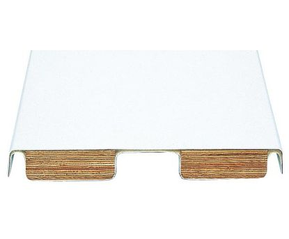 66209266S21: 6' FIBRE-DIVE BOARD RAD WHITE 66209266S21