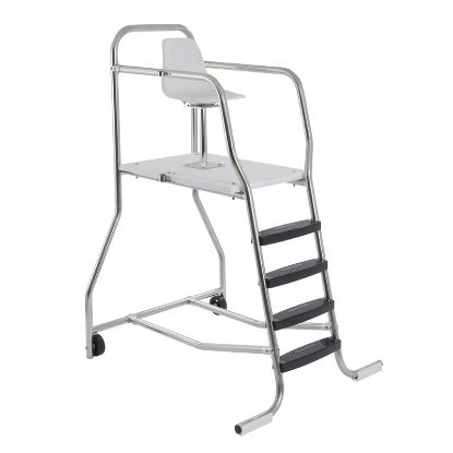 US48500: 6' VISTA MOVEABLE GUARD CHAIR US48500