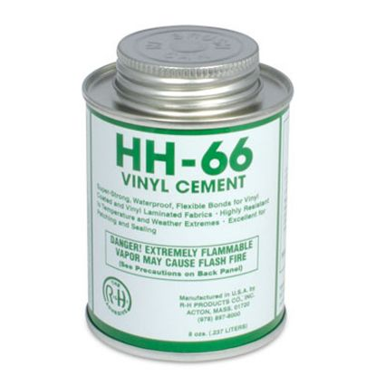 HH668OZEACH: 8OZ CAN HH66 VINYL CEMENT HH668OZEACH