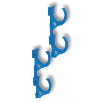 JED225: ACCESSORY HANGERS W/ SCREWS JED225