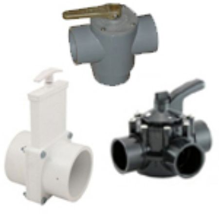 Picture for category Ball & Diverter Valves