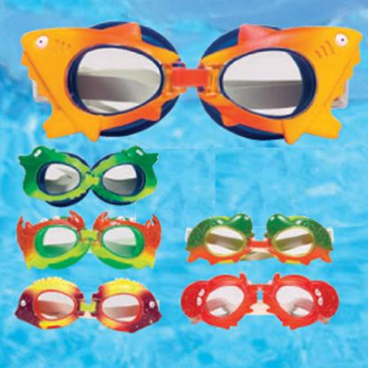 PM94200: ANIMAL FRAME CHILD GOGGLES PM94200