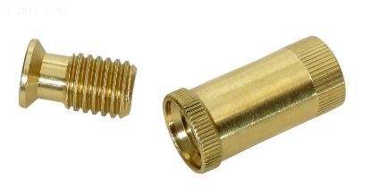 BCA1: BRASS SCREW TYPE ANCHOR BCA1