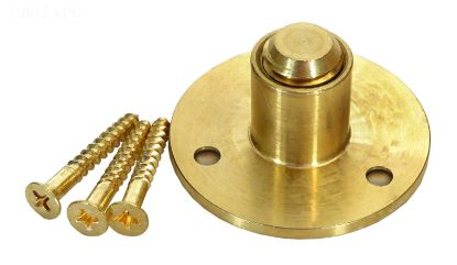 BCA1W: BRASS WOOD DECK ANCHOR BCA1W