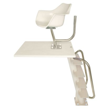 CATLG101A: CANTILEVER LIFEGUARD CHAIR CATLG101A