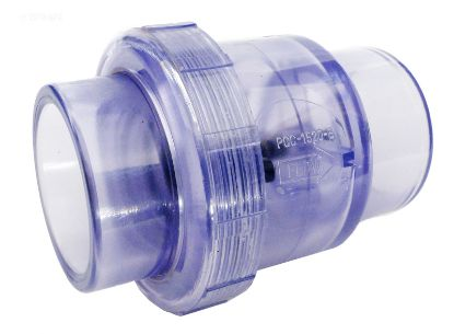 VAL400S: CHECK VALVE 1/4# SPRING STYLE VAL400S