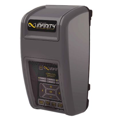 INFINITY25: CHLORINE GENERATOR SALT UP TO 25000 GALLONS INFINITY25