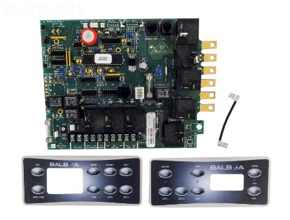 BB52518: CIRCUIT BOARD KIT MILL STD/DLX BB52518