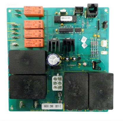 SD6600726: CIRCUIT BOARD LX15 w/ CIRC SD6600726