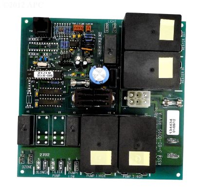 SD6600720: CIRCUIT BOARD LX15 w/o CIRC SD6600720