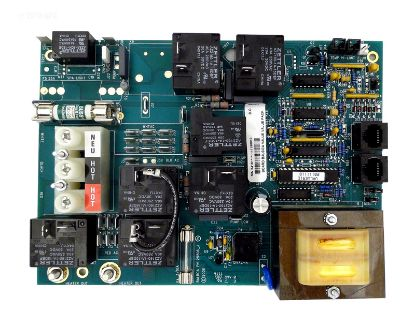 BB54161: CIRCUIT BOARD VALUER1D BB54161