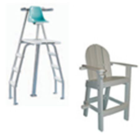 Picture for category Lifeguard Chairs