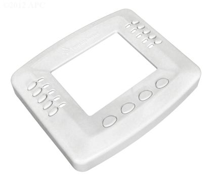 520273: COVER PLATE - WHITE 520273