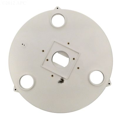 PV1094: HOPPER LID WITH SCREWS WHITE PV1094