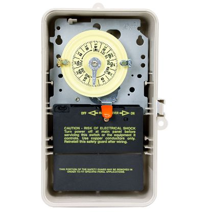T104P3: INTERMATIC 208-277V TIME CLOCK T104P3