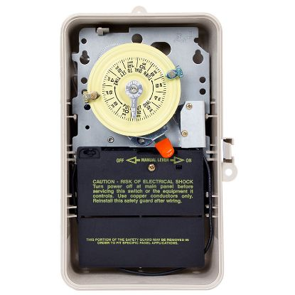 T104P201: INTERMATIC 250V TIME CLOCK T104P201
