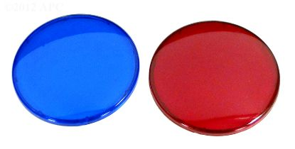 WW6300005B: LIGHT LENS KIT 1 RED 1 BLUE WW6300005B