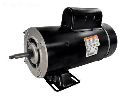 BN62: MOTOR 48Y 230V 3 HP 2 SPEED BN62
