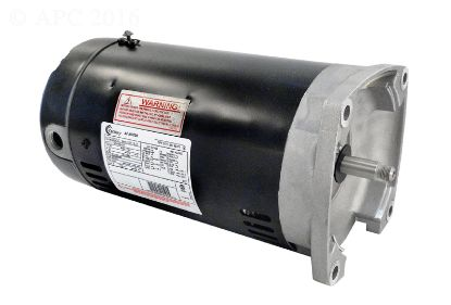 Q3302V1: MOTOR-FLANGED 3HP 3PH Q3302V1