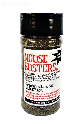 MOBMBCR: MOUSE BUSTER COVER POWDER PROTECTANT MOBMBCR