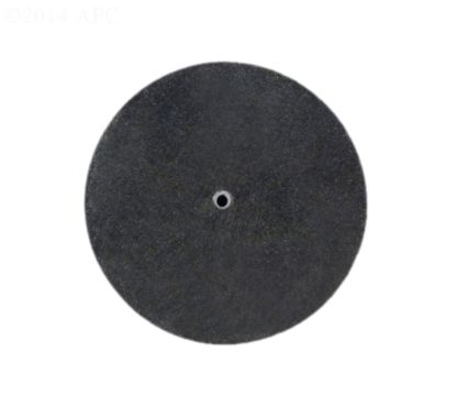 072504: PAD-RUBBER 1-1/8 X 1/8 X 1/16 072504