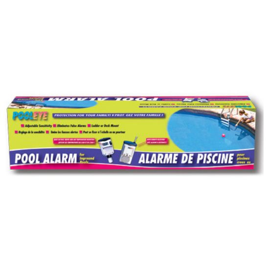 PE21: POOL EYE IG POOL ALARM PE21