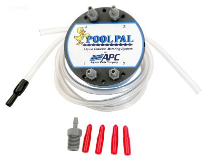 PP2008: POOL PAL LIQUID CHLORINATOR PP2008