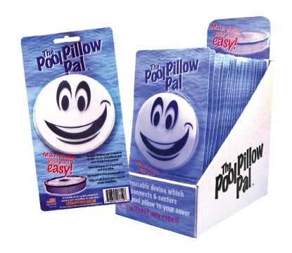 POOLPILLOWPAL: POOL PILLOW PAL  CONNECTS POOLPILLOWPAL