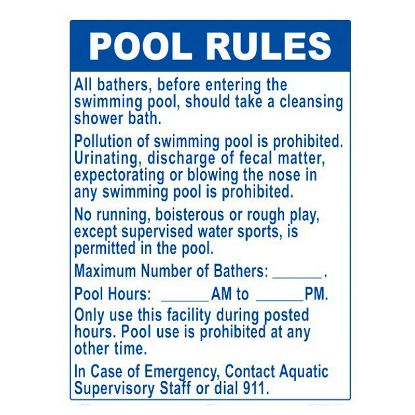 2038WS1824E: POOL RULES NY ALL SUPERVISORY LEVELS 2038WS1824E