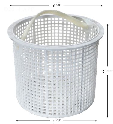 APCB171: PUMP BASKET MARINE 76504 POWDER COATED APCB171