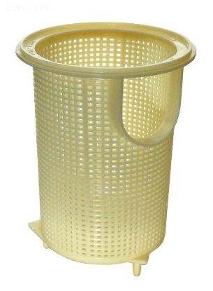 V38185: PUMP BASKET PENTAIR / AMERICAN ULTRAFLOW PUMP PLASTIC V38185
