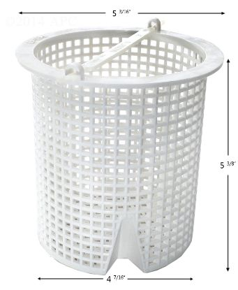 APCB184: SKIMMER BASKET JACUZZI REPLACED 16094708 16096406 PLASTIC APCB184