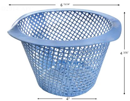 APCB86: SKIMMER BASKET POOLWATER POWDER COATED APCB86
