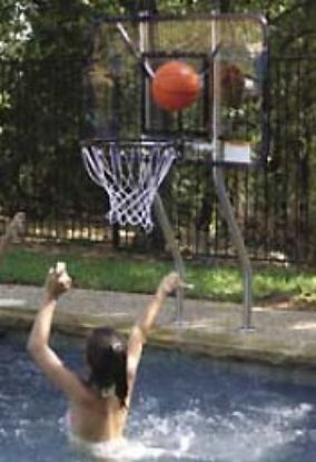 BASK1A: SWIM-N-DUNK W/O RIM AND BASK1A